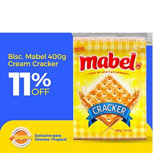 Biscoito Mabel