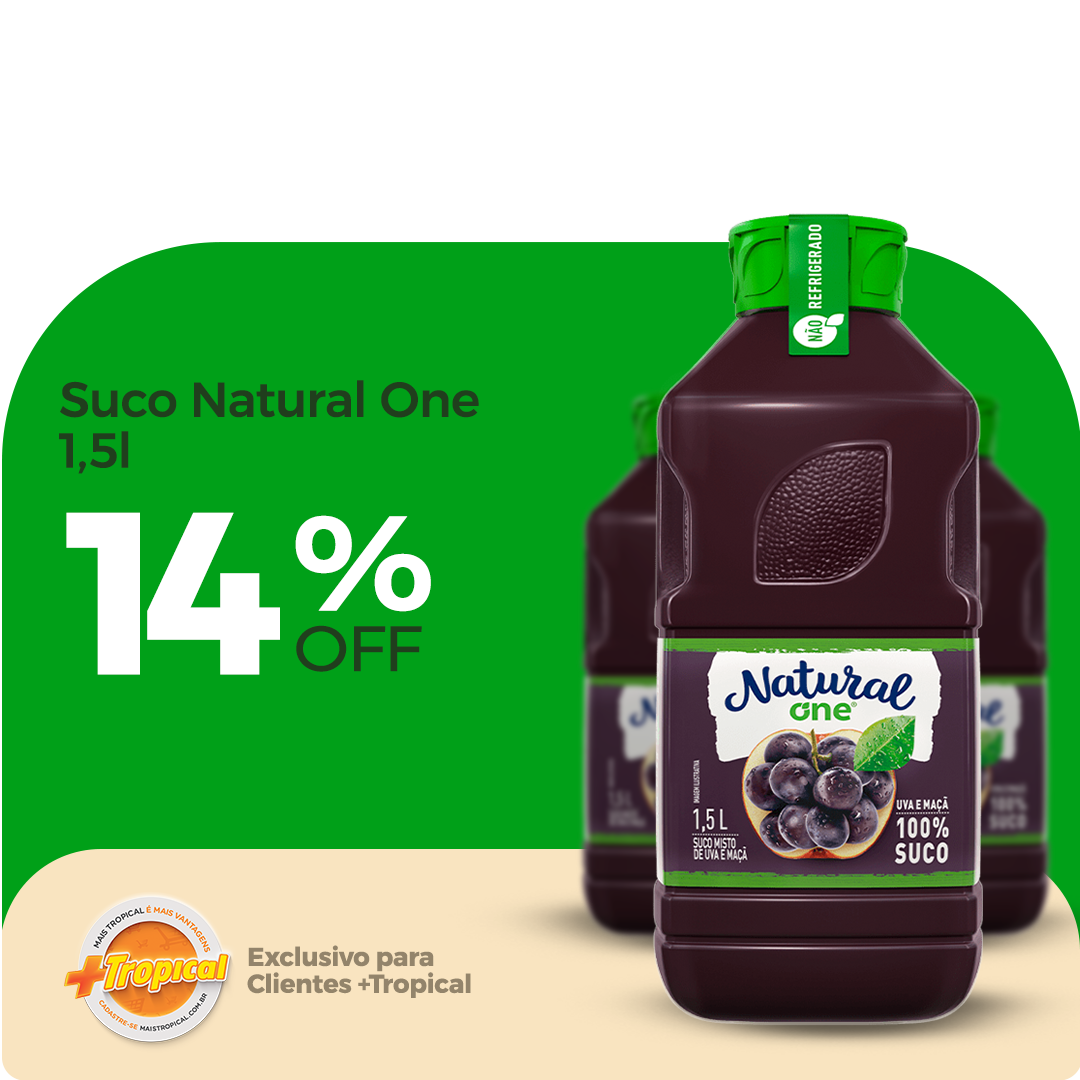 Suco Natural One